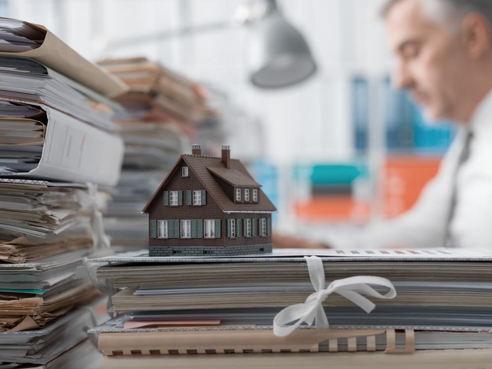 le dossier de demande de prêt immobilier