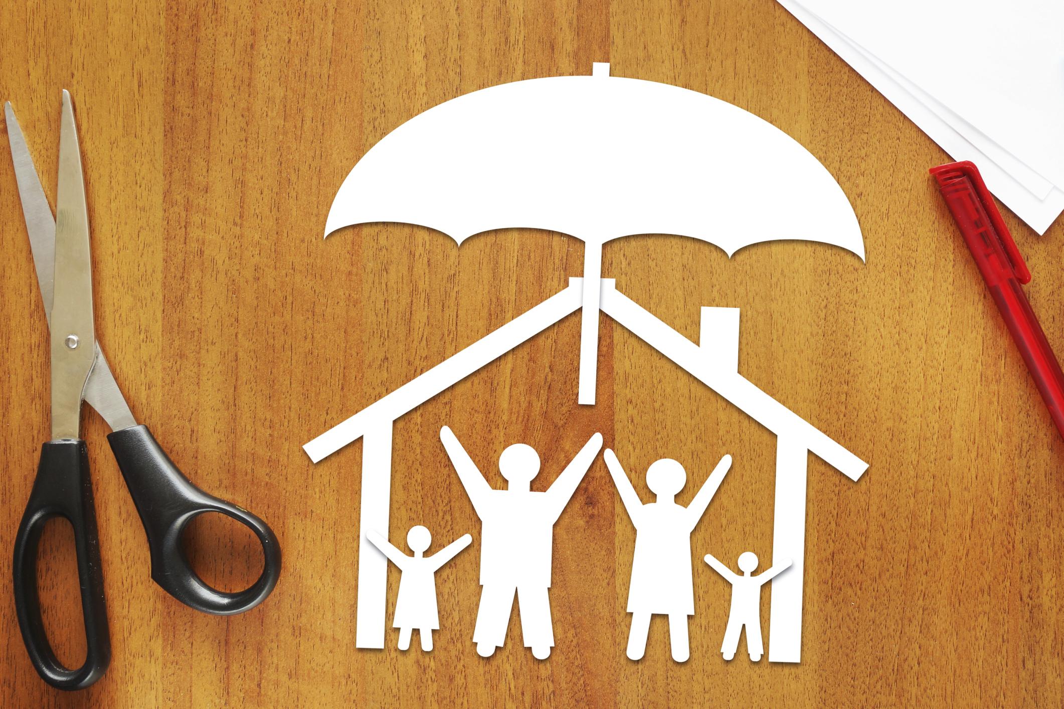 Assurances décès invalidité chômage crédit immobilier
