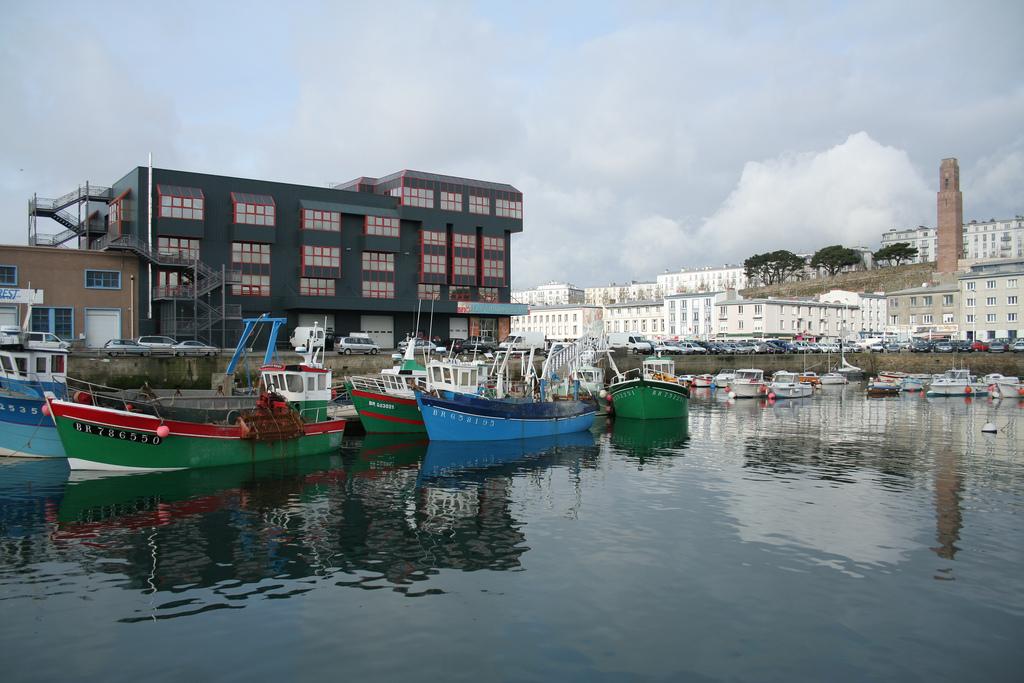 Brest ville attractive