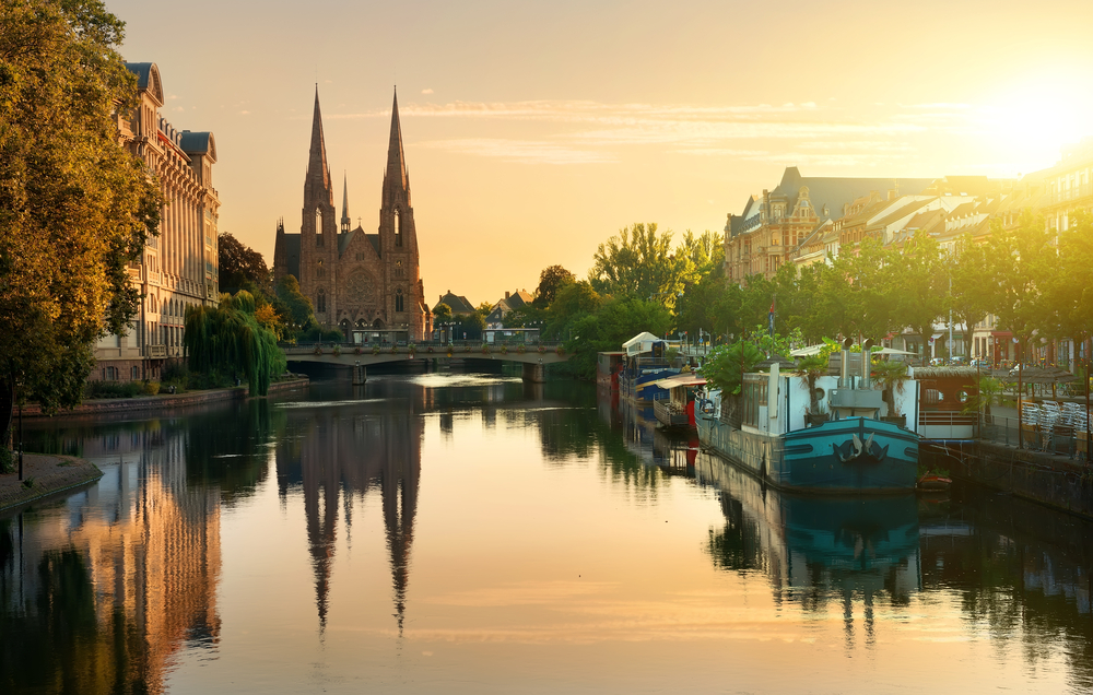 Strasbourg : réhabilitation d'une clinique en logements