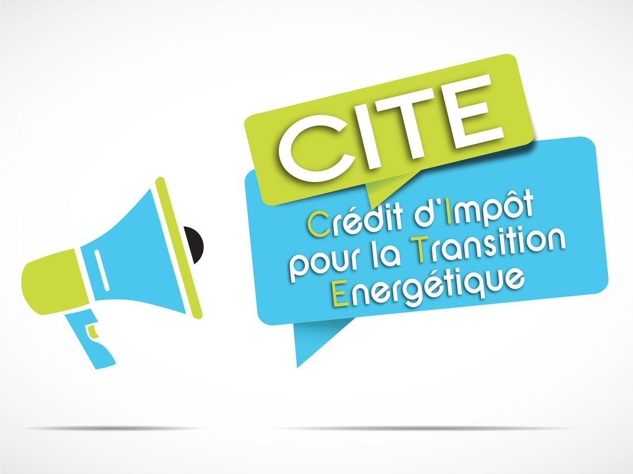Franc succès pour le Crédit d'Impôt Transition Énergétique