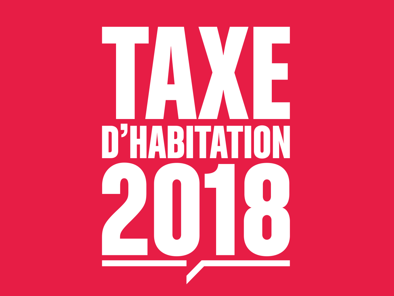 La taxe d'habitation supprimée pour 80% des Français dès 2018