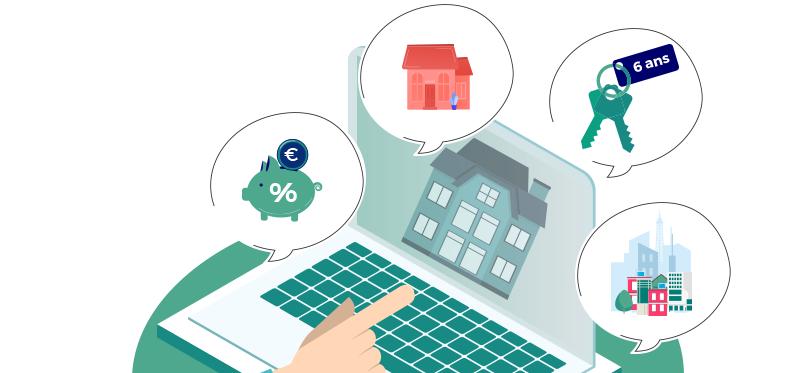 Infographie immobilier : le dispositif Pinel