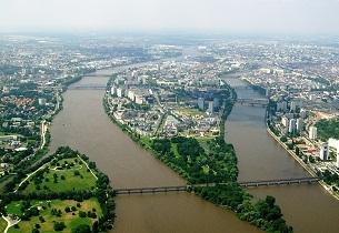 10 000 nouveaux logements prévus pour le projet Ile de Nantes