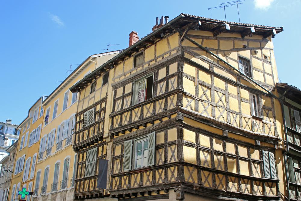 45 logements à Bourg-en-Bresse