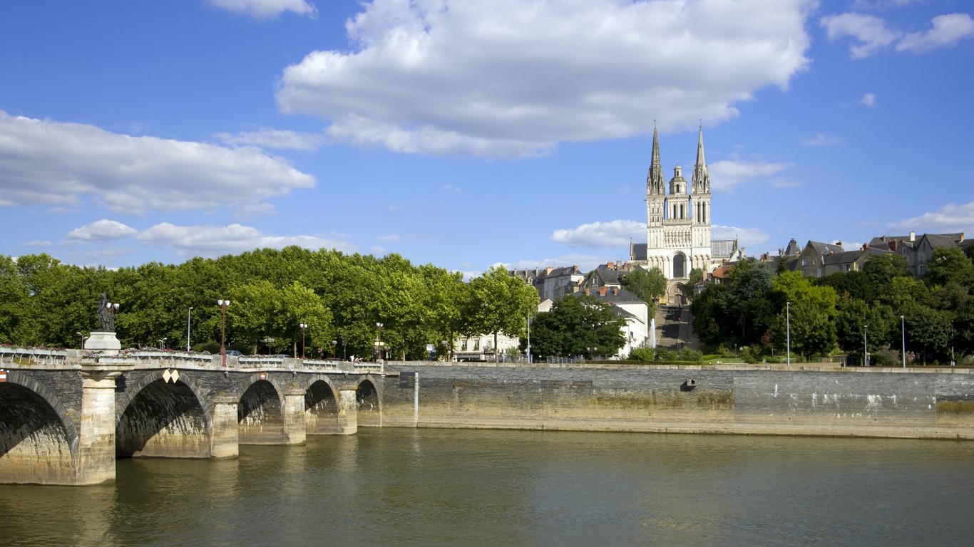 Cours Saint-Laud : un nouveau quartier d'affaires à Angers
