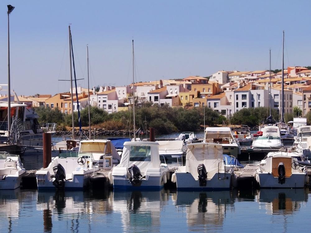 Cap-d'Agde : projet Iconic