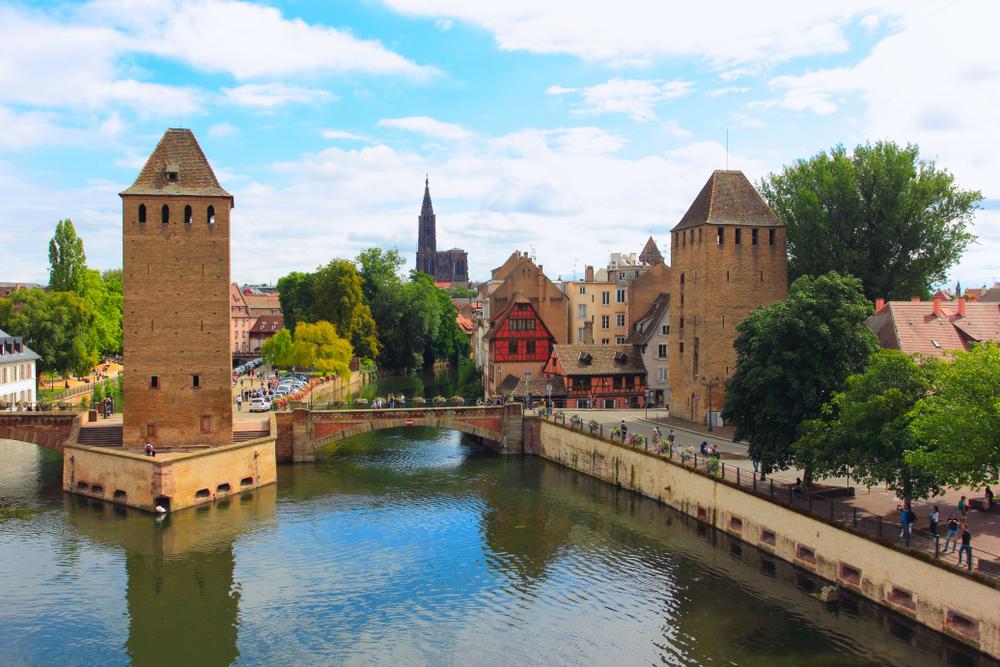 Tour à énergie positive installée à Strasbourg