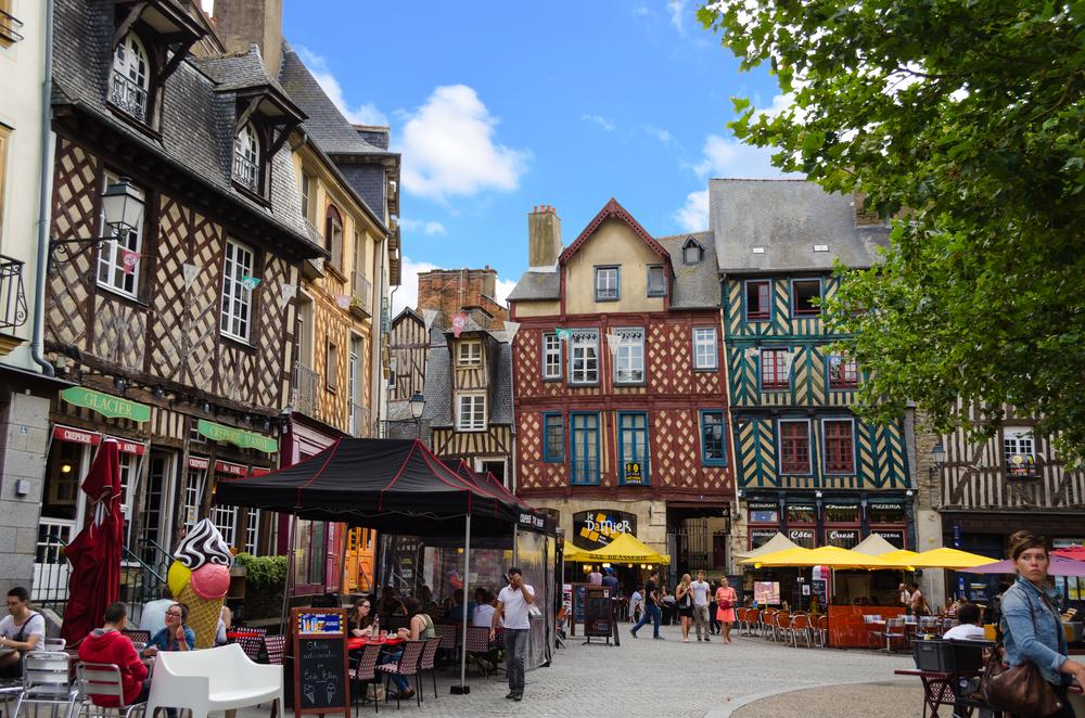 Le centre ancien de Rennes fait peau neuve
