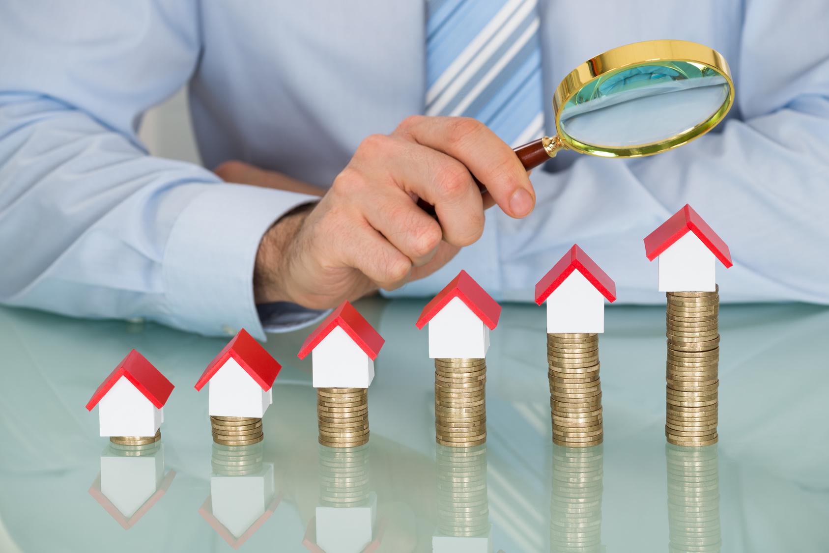 Le marché de l'immobilier poursuit sa croissance