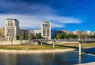Montpellier marie immobilier et haute couture