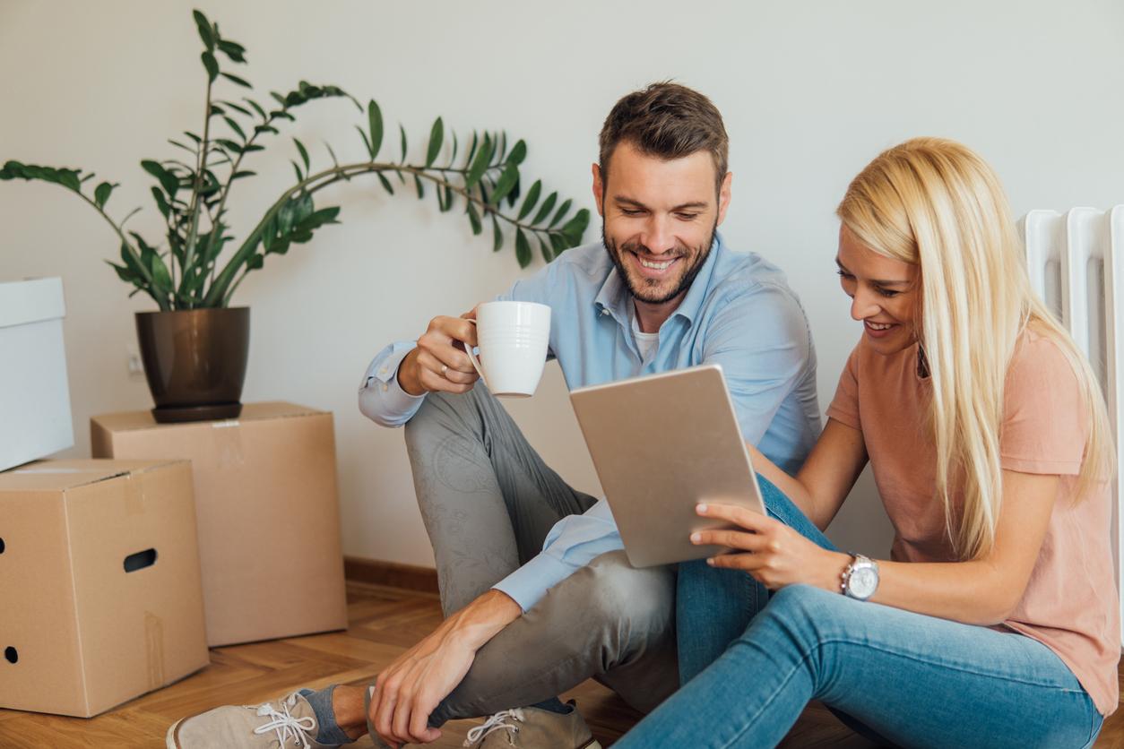 Projet immobilier : démarches réalisables en ligne