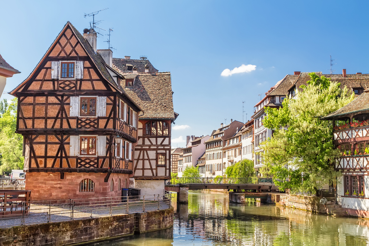 Strasbourg : aménagement urbain du quartier des affaires Archipel
