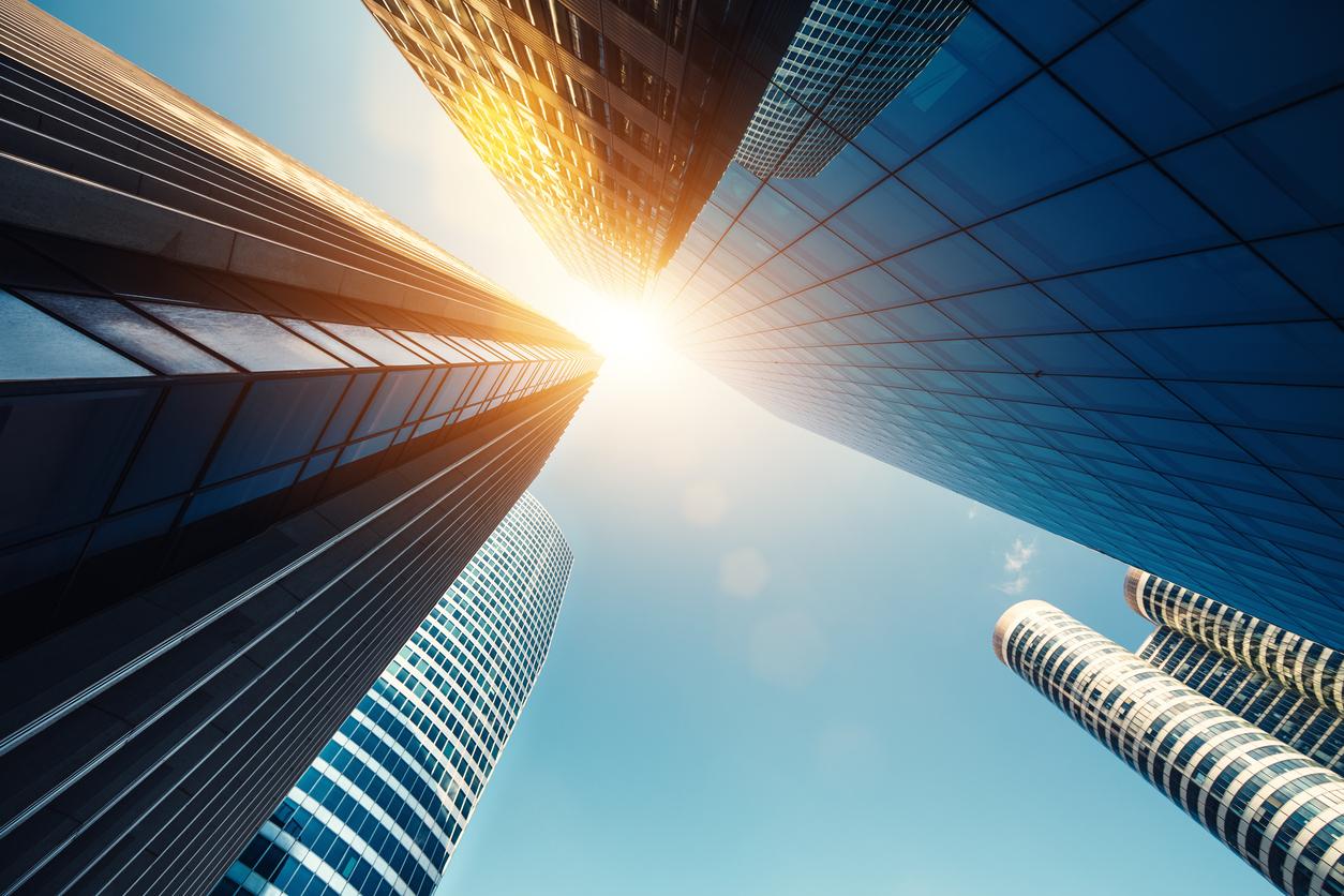The Link, le plus haut gratte-ciel de France s'implante à La Défense