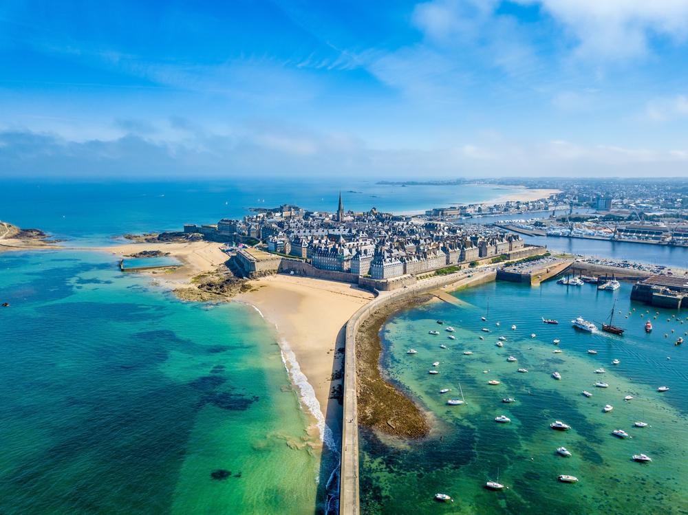 Une vague d'investissements à Saint-Malo