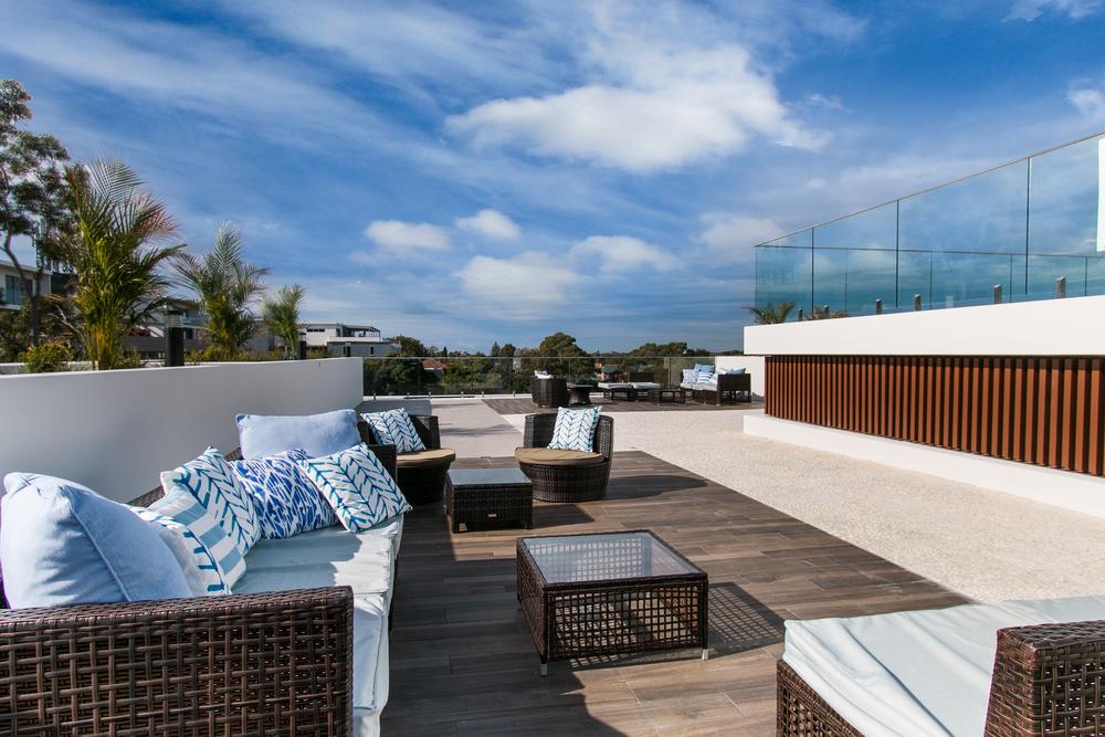 Privatiser un toit-terrasse en copropriété