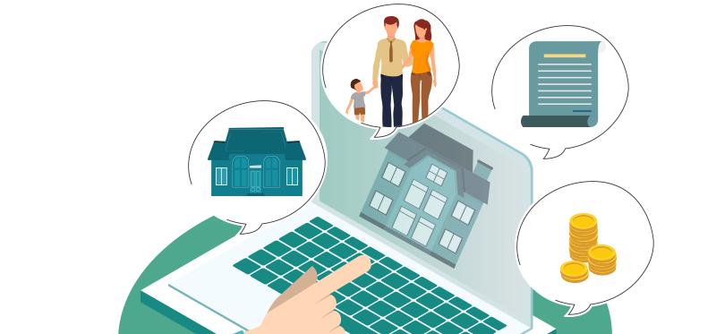 Infographie immobilier : pourquoi créer une SCI