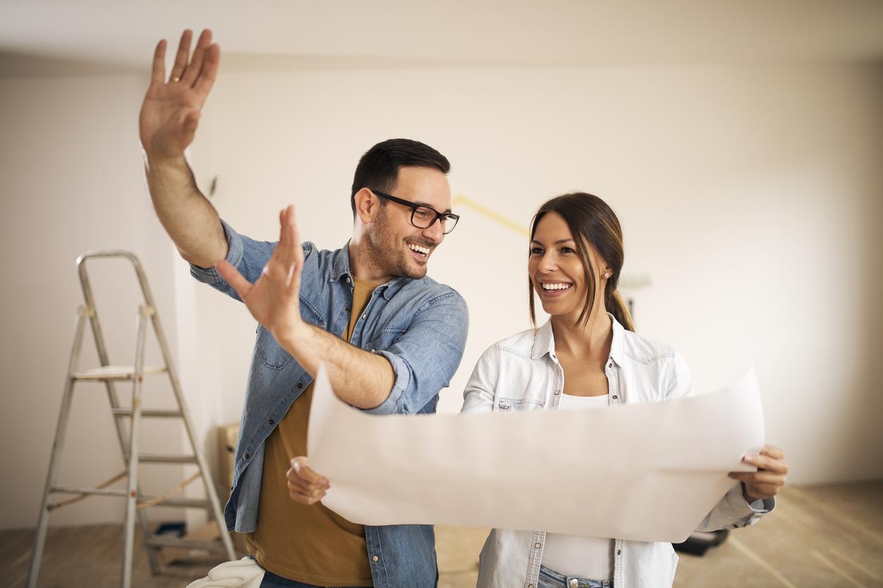 Affecter un prêt travaux pour la construction de sa maison
